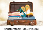 travel. | Shutterstock . vector #368246303