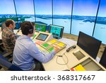 Air Traffic Controllers In Air...