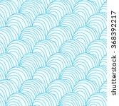 vector abstract seamless...   Shutterstock .eps vector #368392217