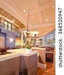 interior of the restaurant of... | Shutterstock . vector #368520947