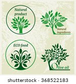 natural ingredients | Shutterstock .eps vector #368522183