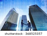 Small photo of Businessmen Deal Business Handshake Greeting Concept