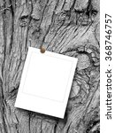 close up of one blank square... | Shutterstock . vector #368746757