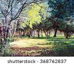 new sun | Shutterstock .eps vector #368762837