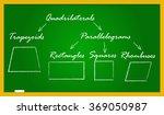 a school blackboard with...   Shutterstock .eps vector #369050987