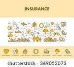 linear design concept banner... | Shutterstock .eps vector #369052073