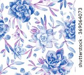 seamless pattern with... | Shutterstock . vector #369064073