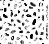 seamless pattern   fingerprint | Shutterstock .eps vector #369104603
