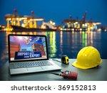 business concept  industry.... | Shutterstock . vector #369152813