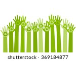 abstract illustration with...   Shutterstock .eps vector #369184877