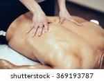 Back Massage. Massage Therapis...