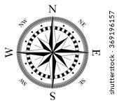 compass navigation dial  ... | Shutterstock .eps vector #369196157