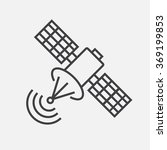 vector outline contour icon of... | Shutterstock .eps vector #369199853