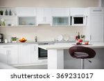 stylish kitchen interior | Shutterstock . vector #369231017