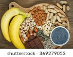 collection natural products... | Shutterstock . vector #369279053