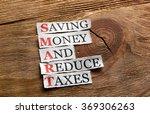 smart  saving money and reduce...   Shutterstock . vector #369306263