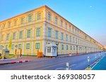detail of the exterior facade...   Shutterstock . vector #369308057