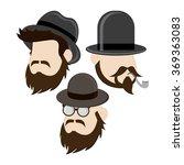 hipster style design  | Shutterstock .eps vector #369363083
