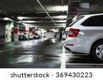 Underground Parking Garage ...