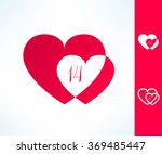 Set Of Vector Valentines Coupl...