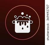 pot icon | Shutterstock .eps vector #369492707
