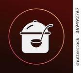 pot icon | Shutterstock .eps vector #369492767