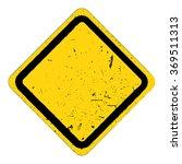 vector illustration of warning... | Shutterstock .eps vector #369511313