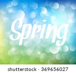 Vector Spring Abstract...