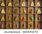 rooms keys at a two stars... | Shutterstock . vector #369694373