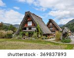 Takayama Village In Japan