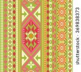 striped seamless pattern.... | Shutterstock .eps vector #369838373