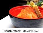 Salmon Ikura Don   Salmon With...