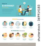 infographics   how to be... | Shutterstock .eps vector #369914183