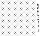 seamless vector simple pattern... | Shutterstock .eps vector #369925007