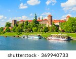 A View Of Wawel Castle Located...