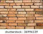 brick wall | Shutterstock . vector #36996139