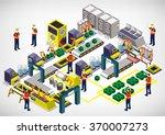 illustration of info graphic...   Shutterstock .eps vector #370007273