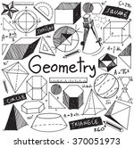 geometry math theory and...   Shutterstock .eps vector #370051973