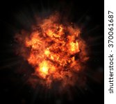 Big Explosion. Bright Explosio...