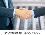 close up image of a firm... | Shutterstock . vector #370374773