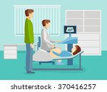 ultrasound examination of...