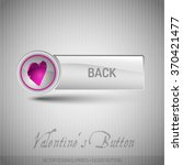 vector button with valentines...