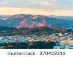 golden gate bridge from twin...   Shutterstock . vector #370423313
