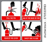 Fire Extinguisher Vector...