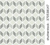 grey and white stylized cube... | Shutterstock .eps vector #370538147