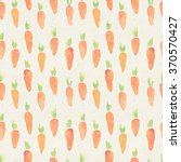 seamless watercolor pattern on... | Shutterstock . vector #370570427