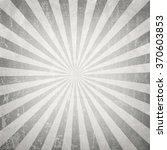 vintage gray explosion  ray ... | Shutterstock . vector #370603853
