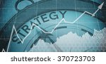 stocks and shares against... | Shutterstock . vector #370723703