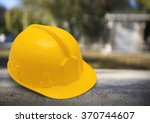hardhat. | Shutterstock . vector #370744607