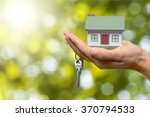 house. | Shutterstock . vector #370794533